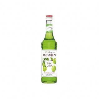 19, 99€/l Monin Grüner Apfel Sirup 0, 7 Liter