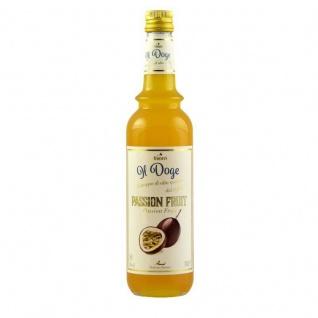 17, 13€/ Il Doge Sirup Maracuja Passionsfrucht 0, 7 Liter für Cocktail oder Kaffee