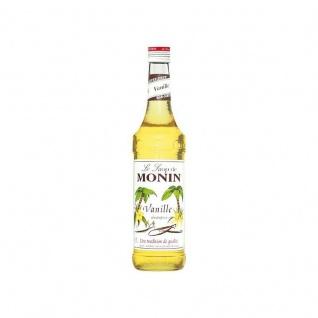 18, 56€/l Monin Vanille Sirup 0, 7 Liter