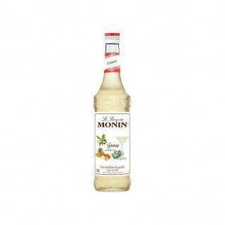 17, 13€/l Monin Gomme Sirup 0, 7 Liter