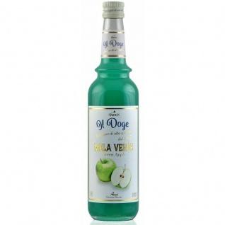 17, 13€/ Il Doge Sirup Grüner Apfel 0, 7 Liter für Cocktail oder Kaffee