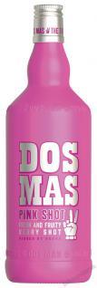DOS MAS PINK SHOT mit Vodka 3, 0 Liter