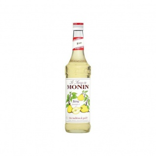 18, 56€/l Monin Birne Sirup 0, 7 Liter