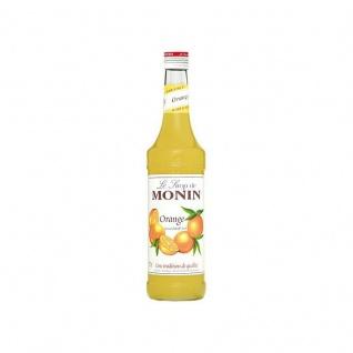 17, 13€/l Monin Orange Sirup 0, 7 Liter