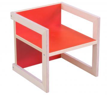 Kinderstuhl Kindermöbel Stuhl Tisch Michel Birkerot In 3 Sitzhöhen