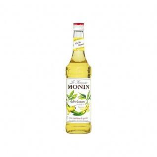 17, 13€/l Monin Banane gelb 0, 7 Liter
