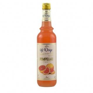 17, 13€/l Il Doge Sirup Grapefruit 0, 7 Liter für Cocktail oder Kaffee