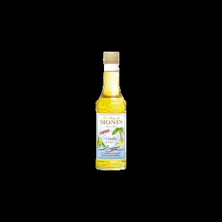 47, 96€/l Monin Vanille Light Sirup 0, 25 Liter