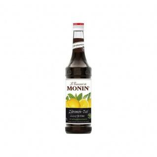 17, 13€/l Monin Zitrone Tee-Konzentrat Sirup 0, 7 Liter