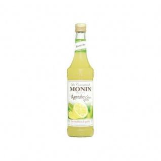 17, 13€/l Monin Rantcho Zitrone Sirup 0, 7 Liter
