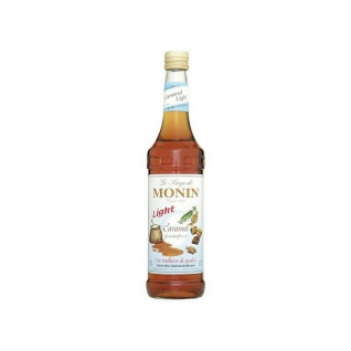 19, 99€/l Monin Caramel Karamel Light Sirup 0, 7 Liter