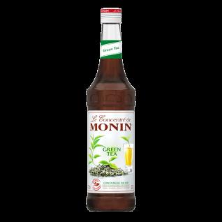 21, 41€/l Monin Konzentrat Grüner Tee Sirup 0, 7 Liter