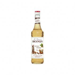 18, 56€/l Monin Geröstete Haselnuss Sirup 0, 7 Liter