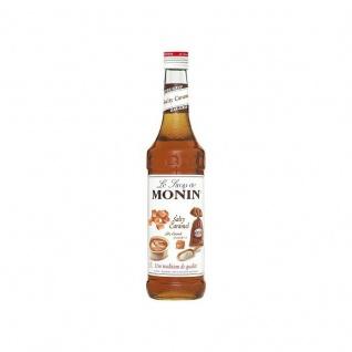 18, 56€/l Monin Salty Caramel Karamel Sirup 0, 7 Liter
