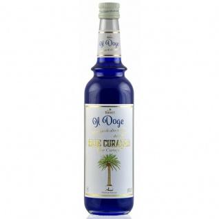 17, 13€/ Il Doge Sirup Blue Curacao 0, 7 Liter für Cocktail oder Kaffee