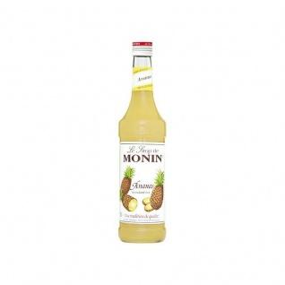17, 13€/l Monin Ananas Sirup 0, 7 Liter