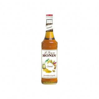 17, 13€/l Monin Caramel Karamel Sirup 0, 7 Liter