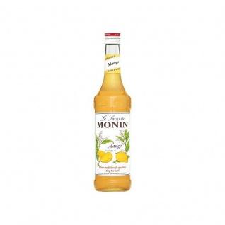 17, 13€/l Monin Mango Sirup 0, 7 Liter