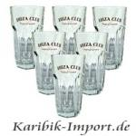 Ibiza Club Cocktailglas 6er Set