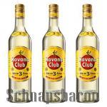Havana Club Ron Anejo 3 Jahre 3 x 1, 0 Liter