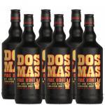 Dos Mas FIRE SHOT mit Whisky 6 x 0, 7 Liter