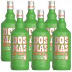 Dos Mas Kiss SHOT mit Vodka 6 x 0, 7 Liter 17 % vol