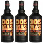 Dos Mas FIRE SHOT mit Whisky 3 x 0, 7 Liter