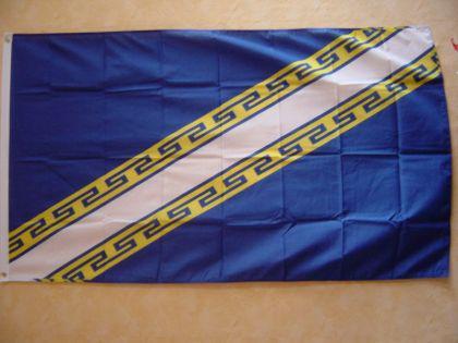 Fahne Flagge Champagne Ardenne 150 X 90 Cm - Vorschau