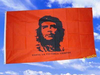 Fahne Flagge Che Quevara 150 X 90 Cm - Vorschau