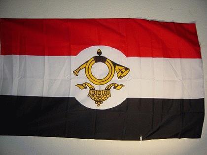 Fahne Flagge D. R. KAISERLICHE POST 150 x 90 cm
