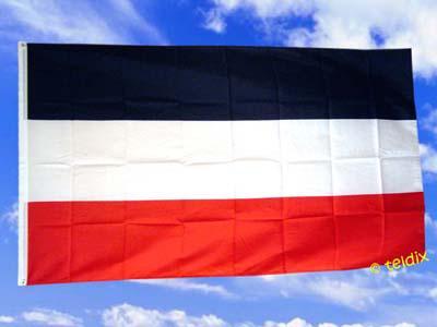 Fahne Flagge DEUTSCHES REICH NATIONALFLAGGE 150 x