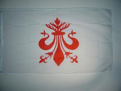 Fahne Flagge FLORENZ 150 x 90 cm
