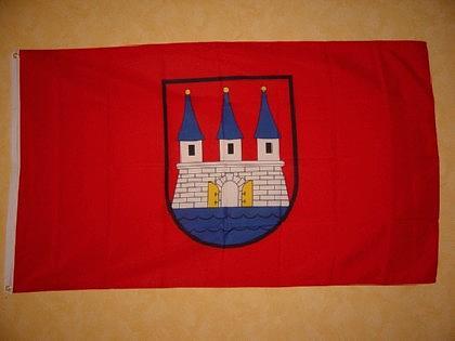 Fahne Flagge HAMBURG ALTONA 150 x 90 cm