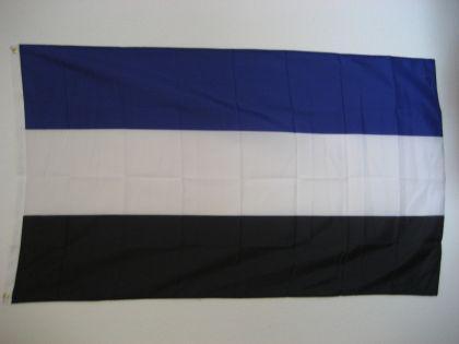 Fahne Flagge HAMBURG TRICOLORS 150 x 90 cm