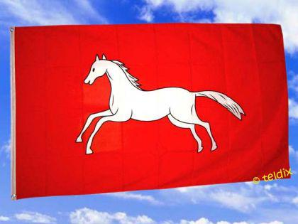 Fahne Flagge HANNOVER 1837 - Vorschau