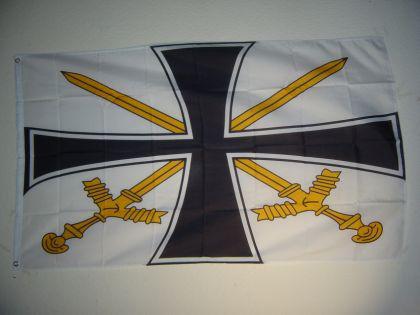 Fahne Flagge D. REICH OBERBEFEHLSHABER 150x90 cm