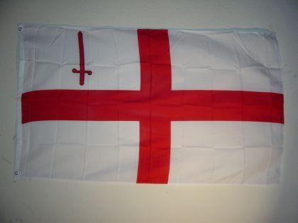 Fahne Flagge LONDON 150 x 90 cm