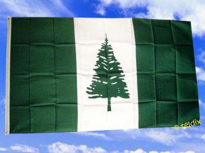 Fahne Flagge NORFOLK 150 x 90 cm
