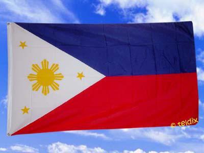 Fahne Flagge PHILIPPINEN 150 x 90 cm