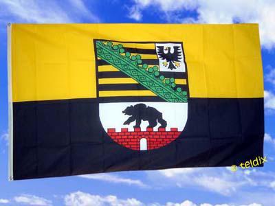 Fahne Flagge SACHSEN ANHALT 150 x 90 cm - Vorschau