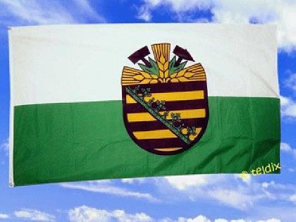 Fahne Flagge SACHSEN ANHALT ALT 150 x 90 cm
