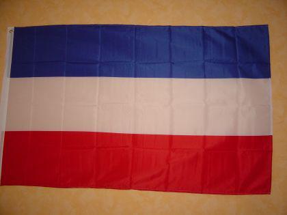 Fahne Flagge SCHLESWIG HOLSTEIN O. WAPPEN 150x90