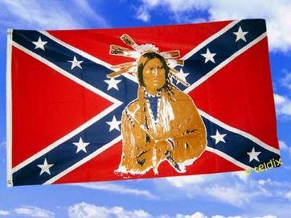 Fahne Flagge SÜdstaaten Indianer 150 X 90 Cm - Vorschau