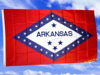 Fahne Flagge ARKANSAS 150 x 90 cm