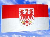Fahne Flagge BRANDENBURG 150 x 90 cm