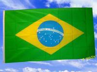 Fahne Flagge BRASILIEN 150 x 90 cm