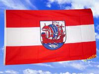 Fahne Flagge BREMERHAVEN 150 x 90 cm