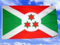 Fahne Flagge BURUNDI 150 x 90 cm