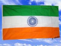 Fahne Flagge INDIEN 150 x 90 cm