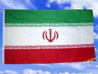 Fahne Flagge IRAN 150 x 90 cm
